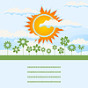 Vector clipart: Summer