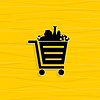 Vector clipart: Cart