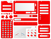 Vector clipart: Site