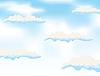 Векторный клипарт: Небо
