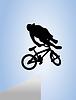 Vector clipart: BMX