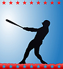 Vector clipart: Baseball
