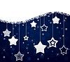 Векторный клипарт: звездный фон