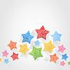 ID 3262089 | Star background | Stock Vector Graphics | CLIPARTO