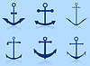 Vector clipart: Anchor