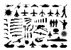 Vector clipart: Military collection