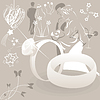 Vector clipart: Wedding collection