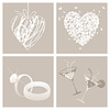 Vector clipart: Wedding