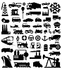 Vector clipart: industry