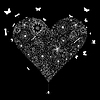 Hochzeits-Herz