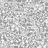 Vector clipart: Background industry