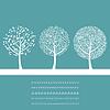 Векторный клипарт: Музыкальное дерево