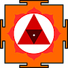 Vector clipart: Shri Chinnamasta-Yantra