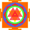Vector clipart: Shri Durga-Yantra