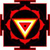 Vector clipart: Shri Kali-Yantra