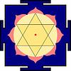 Vector clipart: Shri Krishna-yantra