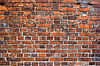 Abstract brick wall background | Stock Foto