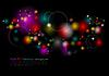 Vektor Cliparts: schwarzen Hintergrund