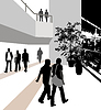 Vector clipart: airport