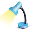 Vector clipart: Desk lamp