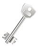 Vector clipart: Key