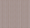 Vector clipart: Seamless knitted pattern