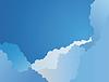 Vector clipart: Storm sky