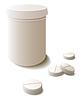 Векторный клипарт: таблетки