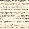Hand geschriebenen Text. nahtlose Hintergrund