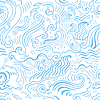 Vector clipart: Sea background