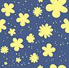Vector clipart: stars 0 seamless pattern