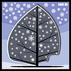 Vector clipart: tree