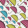 Vector clipart: umbrella