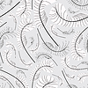 Vector clipart: Pen seamless - pattern