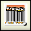 Vector clipart: ecologic colorful barcode