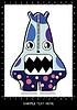Vector clipart: Monster