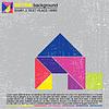 Vektor Cliparts: Tangram Haus