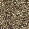 Vector clipart: Leaves seamless