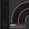 Векторный клипарт: Grunge цветном фоне штрих-кода