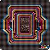 Vector clipart: Retro grunge background -