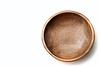 木制沙拉碗 | 免版税照片