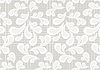 Vector clipart: Paisley pattern on light beige background