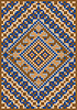 Vector clipart: Pattern for rug