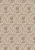 Vector clipart: Beige background of the cells
