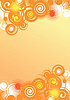 Vector clipart: Abstract summer background