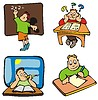 Vector clipart: Education