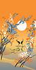 Vector clipart: Four seasons - autumn