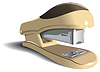 Vector clipart: Office stapler