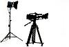 TV camera in studio | Stock Foto