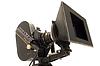 Professionelle 35 mm Filmkamera | Stock Foto